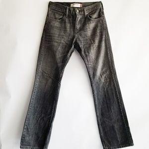 Levi Strauss 527 Boot Cut 31x32 Men's Pants
